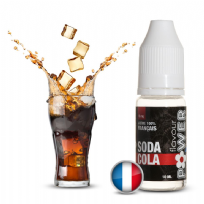 e-liquide Soda Cola de Flavour Power - 10ml